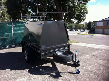 7X4 TRADEMANS TRAILER  brand new Mortdale Hurstville Area Preview