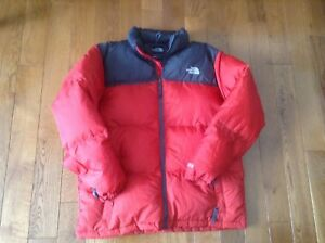 The north face winter jacket , coat,
