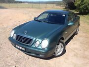 1998 Mercedes-Benz CLK320 Coupe South Pambula Bega Valley Preview