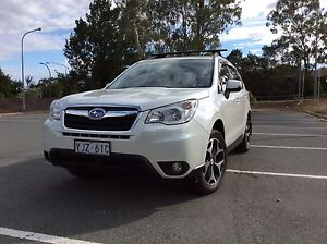 Immaculate Subaru Forester  2.5i-S Duffy Weston Creek Preview