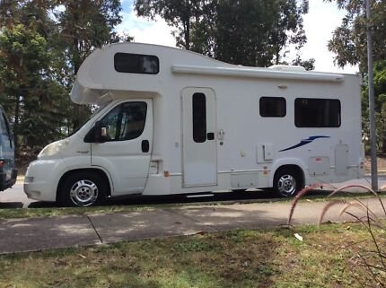 2011 fiat motorhome Springfield Lakes Ipswich City Preview