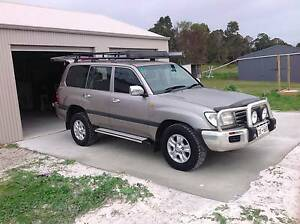 2004 Toyota LandCruiser 100 Series Kakadu Factory Turbo Diesel Denmark Denmark Area Preview