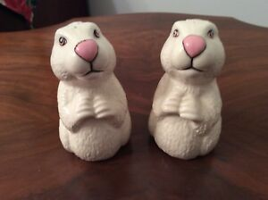Whiarton Willy Salt and Pepper shakers