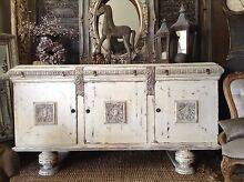 "SOLD P P/U... ""Quintessentially French!!"" Antique MASSIVE Buffet Butler Wanneroo Area Preview"