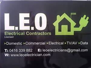 L.E.O Electrical Waverley Eastern Suburbs Preview