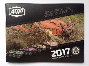 2017 argo booklet, 50th year anniversary edition {Collectible}