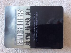 DVD set Band of Brothers