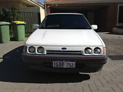 1987 Ford Laser TX3 TURBO fwd Perth Perth City Area Preview