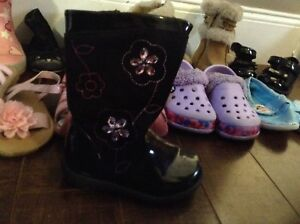Toddler girl boots size 6