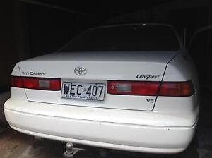 1998 Toyota Camry Sedan Ottoway Port Adelaide Area Preview
