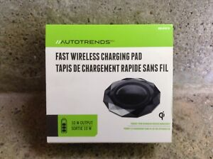 Fast Wireless Cellphone Charging Pad For iPhone/Smartphones, 10W