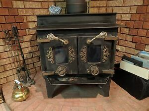 Wood Burning Stove Like New