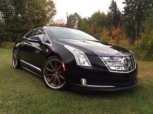 Cadillac ELR Électrique