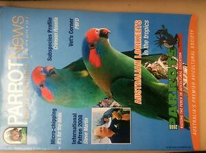 Parrot news society of australia Browns Plains Logan Area Preview
