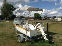 Fishing boat South Guyra Guyra Area Preview
