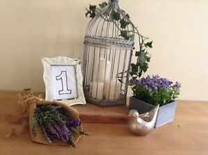HIRE Rustic Country Garden centre pieces for your special day Kallangur Pine Rivers Area Preview