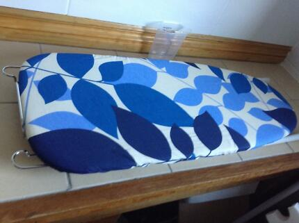 Ironing board and iron Cleveland Redland Area Preview