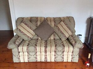 2x2 seaters and 1 chair Burwood Burwood Area Preview