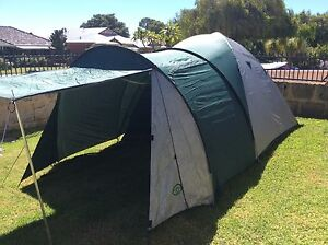 Four person Jackaroo tent with annex. Bicton Melville Area Preview