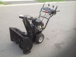 SALE....SALE....Ariens double stage snowblower used only once