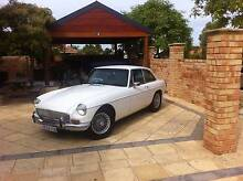 1973 M.G. MGB Coupe Mullaloo Joondalup Area Preview