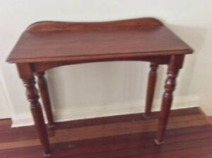 Hall table & large mirror together Maroubra Eastern Suburbs Preview