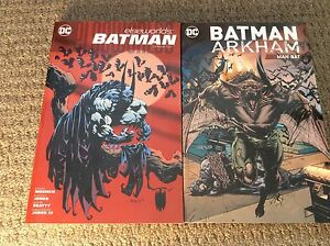 2 Batman graphic novels brand new and unread D.C comics Margate Redcliffe Area Preview