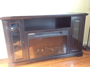 """TV Stand Fireplace 65"""""""