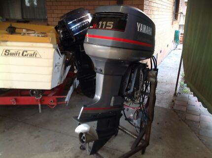 Outboard motor yamaha 115 hp MELBOURNE