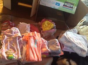 New born baby clothes $25 for all.