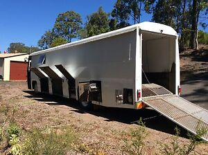 Bus motorhome, campervan, transporter, car carrier, Mercedes. Coes Creek Maroochydore Area Preview