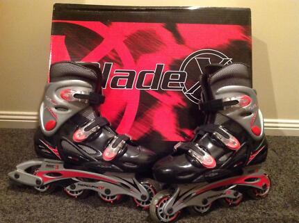 Blade X Roller Blades