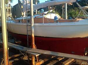 Sailing Boat - Classic Yacht Balmain Leichhardt Area Preview