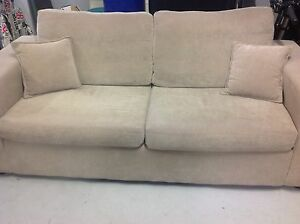 3 Seater Sofabed + 2 Seater Lounge Suite Hillarys Joondalup Area Preview