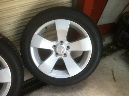 Holden Commodore VZ SSZ WHEELS