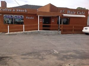 """Great """"one door two shop"""" in Magill (hair salon& cafe) Magill Campbelltown Area Preview"""