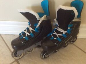 Bauer Prodigy in-line skate, roller blades - Size 3