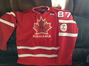 Crosby Vancouver Olympic Jersey