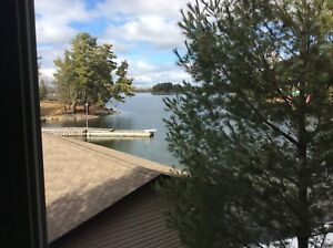 Sioux Narrows weekly rental on lake