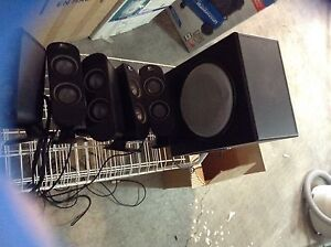 Computer speakers system