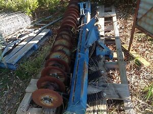 Agrowdrill 20 disc coulters AD series Seed drill,Combine Heyfield Wellington Area Preview