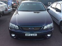 2006 Ford Falcon BF MKII XR-6 Ute Sandgate Newcastle Area Preview