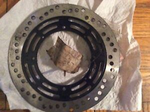 1985 Honda CR125R CR250R CR500R  1986 XR250R Front Brake Disc