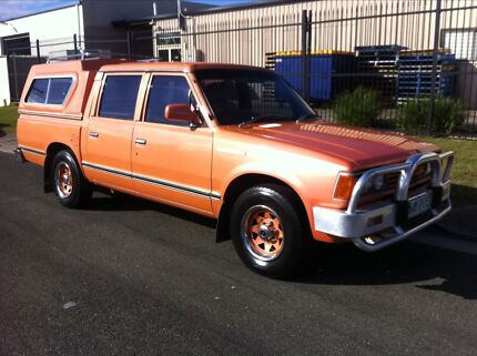 1982  Datsun Other Ute Clontarf Redcliffe Area Preview