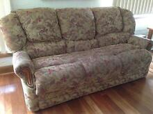 3 PIECE FABRIC LOUNGE SUITE Nowra Nowra-Bomaderry Preview