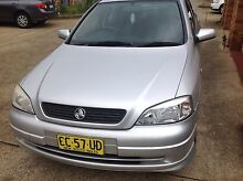 2004 Holden Astra Sedan Glenfield Campbelltown Area Preview