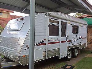 "Supreme  Ensuite Caravan 17'6"" (internal) Garden Suburb Lake Macquarie Area Preview"