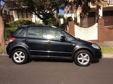 2009 Suzuki SX4 Hatchback sports pack AWD and 4WD Auto Brunswick West Moreland Area Preview