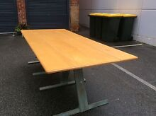 Easy store collapsable trestle table East Perth Perth City Preview