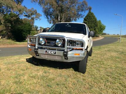 2004 Ford F250 Ute 7.4 turbo diesel auto boost control LPG inject